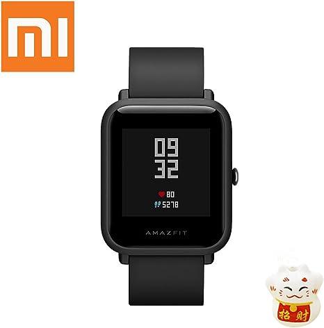 Amazfit Stratos - Smartwatch con GPS y sensor de frecuencia ...