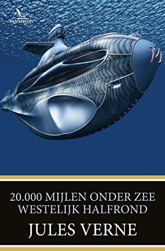 20000 Mijlen Onder Zee Westelijk Halfrond Jules Verne Book 8