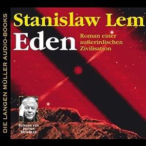Eden - Roman einer außerirdischen Zivilisation Hörbuch