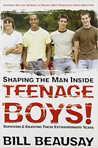 Book Teenage Boys: Surviving and Enjoying These Extraordinary Years