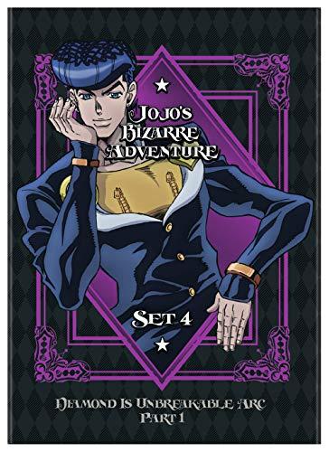 JoJo's Bizarre Adventure Set 4: Diamond Is Unbreakable Part 1 (DVD) ()