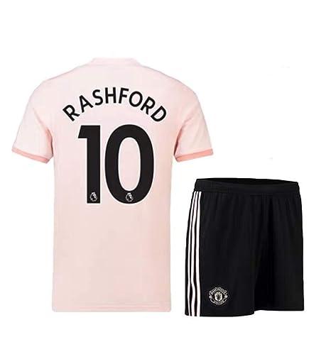 best sneakers aece6 7fe48 Amazon.com : ZZXYSY Rashford #10 Manchester United Men's ...