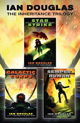 book cover of The Inheritance Trilogy
