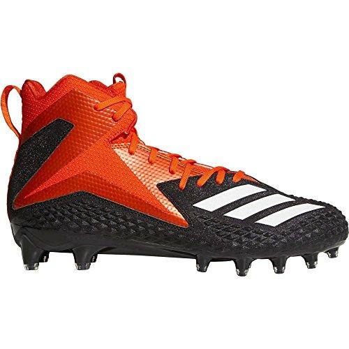 慈悲深い遡る全員(アディダス) adidas メンズ アメリカンフットボール シューズ?靴 Freak X Carbon Mid Football Cleats [並行輸入品]