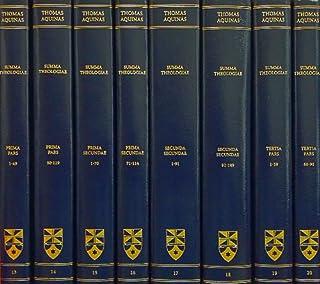 Summa Theologiae: Complete Set (1623400147)   Amazon Products
