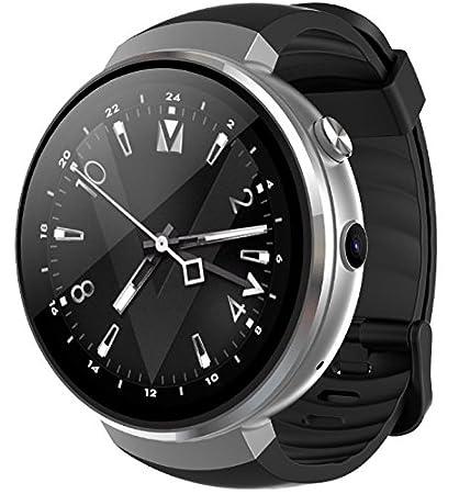 LEMFO LEM7 - Android 7.0 4G LTE Smartwatch, Reloj teléfono cámara ...