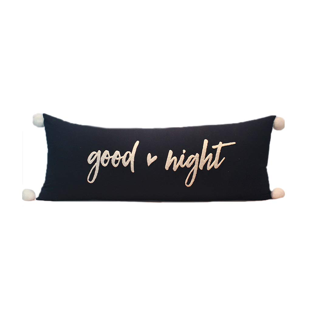CHANG-pillows Divano Cuscini Lunghi, Protezione verdeebra cervicale Grande Cuscino Camera da Letto Soggiorno Dormitorio Cuscino Invia Una Fidanzata Un Regalo (colore    5, Dimensioni   180CM)