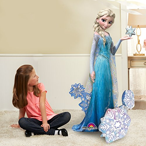 BirthdayExpress Disney Frozen Elsa Airwalker Balloon