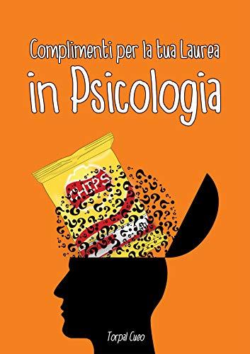 Amazon Com Complimenti Per La Tua Laurea In Psicologia Biglietto