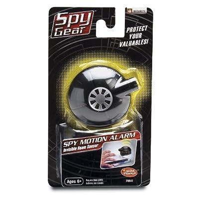 Wild Planet Spy Motion Alarm: Toys & Games
