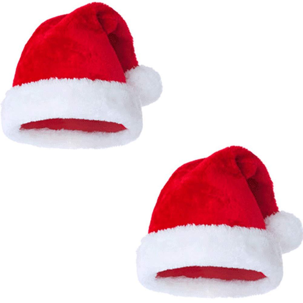 Santa Christmas Hat - Funny Hat Novelty Santa Hat Crazy Hats Santa Pants Hat Christmas Accessories KQueenStar
