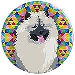 Keeshond Dog Lover Gift 9