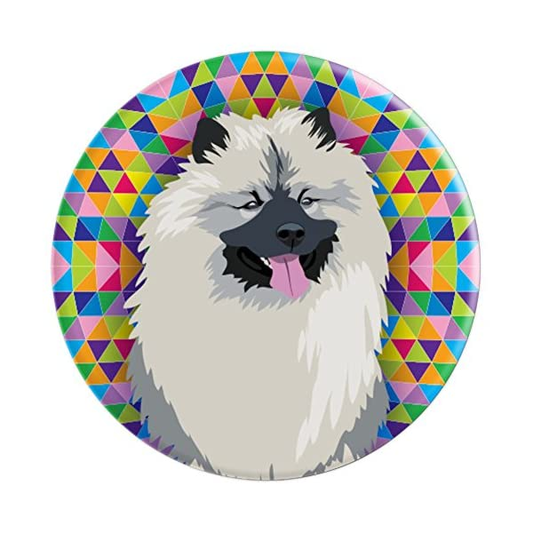 Keeshond Dog Lover Gift 3