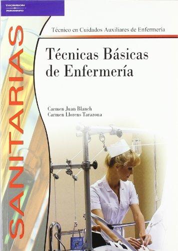 Descargar Libro Técnicas Básicas De Enfermería Carmen Juan Blanch