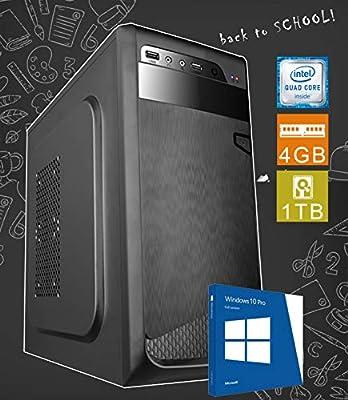 PC Desktop Ordenador Fijo • Back TO SCHOOOL • Licencia Windows 10 ...