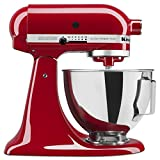 KitchenAid Ultra Power Plus 4.5 Qt Tilt-Head Stand Mixer - KSM96ER Red