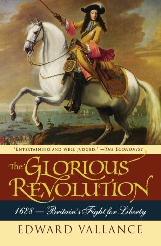 the glorious revolution of 1688 __________