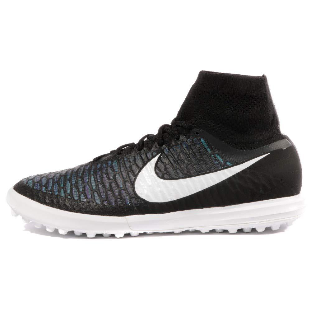 718361 004  Nike Magista X Proximo TF blackwhite black