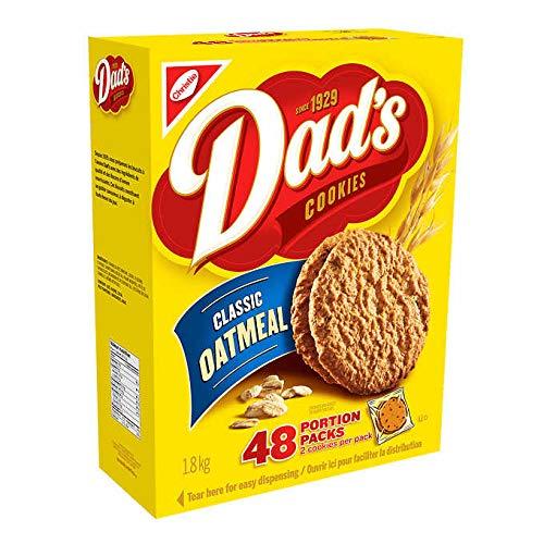 Dad's Oatmeal Cookies, 1.8 Kg by Dad's Cookie