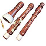 Copy Baroque style hard jujube wood Oboe A-415HZ,Good sound