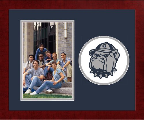 Campus Images NCAA Georgetown Hoyas University Spirit Photo Frame (Vertical) from Campus Images