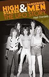 High Stakes & Dangerous Men: The UFO Story by Daniels, Neil (2014) Paperback
