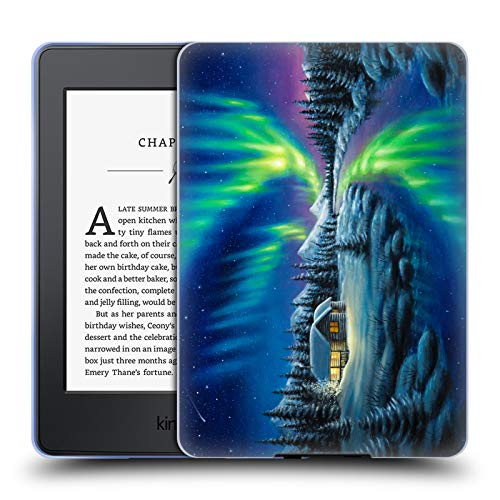 Official Chuck Black Make A Wish Cabin Soft Gel Case for Amazon Kindle Paperwhite 3