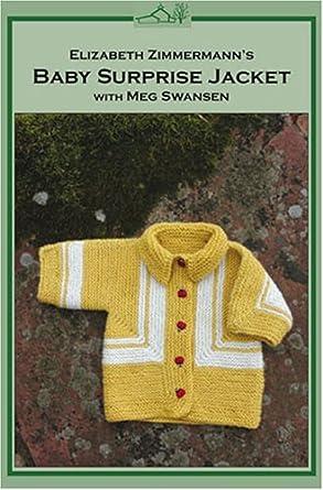 Amazon Knitting The Baby Surprise Jacket Meg Swansen Cully