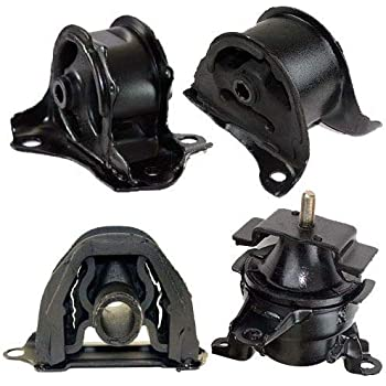 Engine Motor /& Trans Mount 5PCS Set for 1997-2001 Honda CR-V 2.0 Auto Trans