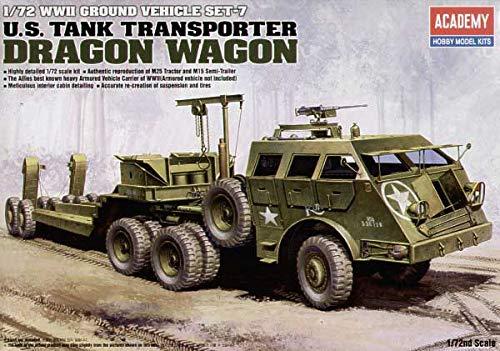 Academy US Tank Transporter Dragon Wagon ()