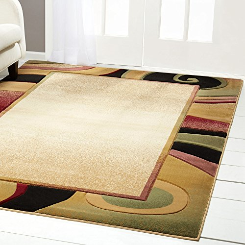 Home Dynamix 5111 Evolution Area Rug   Cream