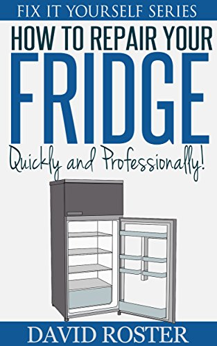 How To Repair Your Fridge - Without delay and Cheaply! (Fix It Yourself Series)