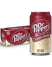 DR PEPPER CREAM SODA USA 12 x 355ml