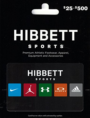 Hibbett Sports Gift Card Hibbett Sports $25 Gift Card