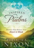 Inspired by the Psalms, Elizabeth A. Nixon, 162136559X