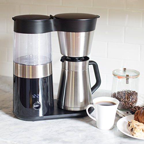 Oxo On Barista Brain 9 Cup Coffee Maker Review Friedcoffee