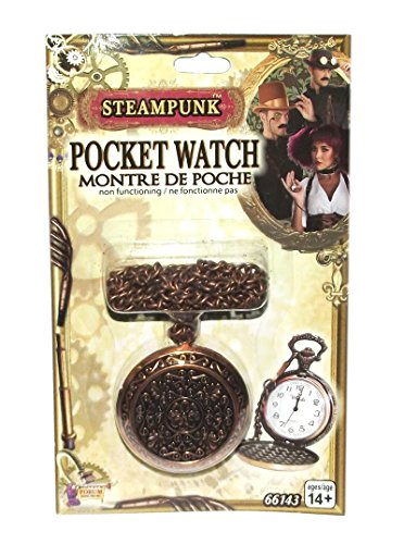 Price comparison product image Steampunk Pocket Watch