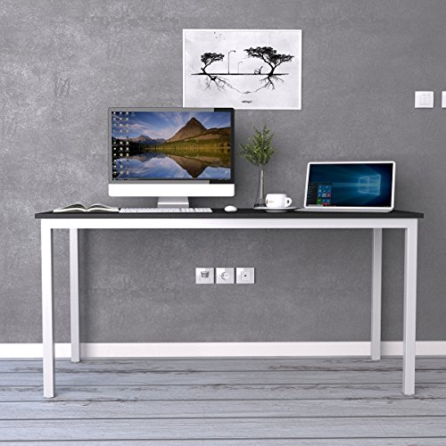 Need Computer Desk 63'' Large Desk Writing Desk with BIFMA Certification Workstation Office Desk, AC3CW-160 by Need