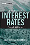 A History of Interest Rates, Sidney Homer and Richard Sylla, 0471732834