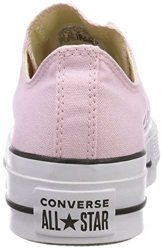 Amazon.com: Converse Womens CTAS Lift Ox White/Black Trainers, Cherry Blossom: Shoes