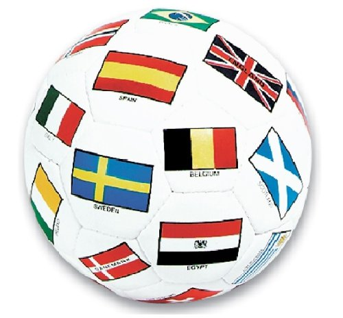 Full Sized World International Soccer Ball FULL-SOC