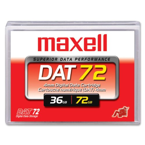 22920300 - DAT-72 by Maxell