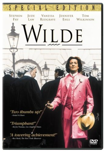 Wilde Gemma Jones Jude Law Vanessa Redgrave Tom Wilkinson