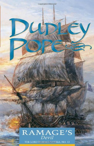 Read Online The Ramage Touch (The Lord Ramage Novels) (Volume 10) PDF