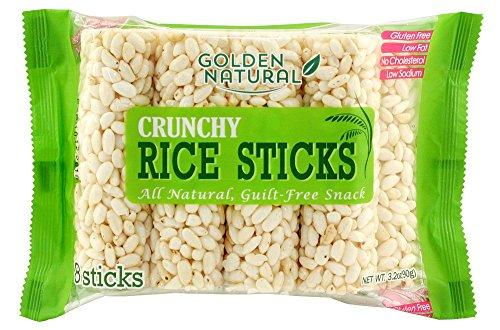 Golden Wheat Snack - 7