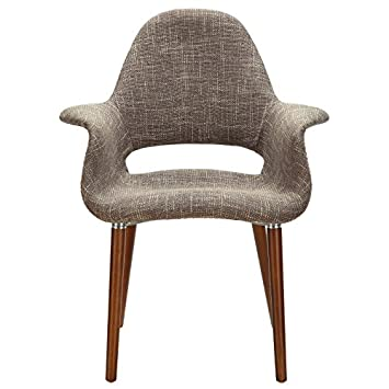 Poly and Bark Barclay Dining Chair in Taupe Set of 2