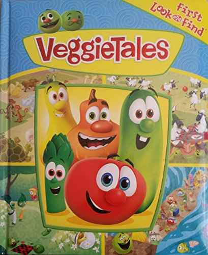Veggie Tales My First Look And Find ()
