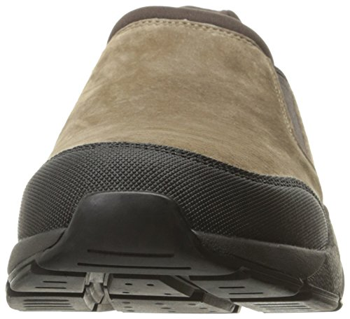 Skechers Heren Recente Kendor Slip-on Loafer Lichtbruin