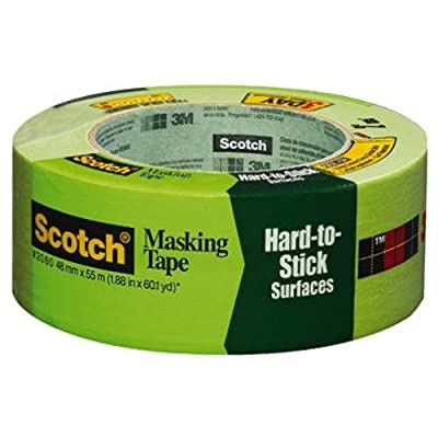3M 2060 Scotch Masking Tape for Hard-to-Stick Surfaces