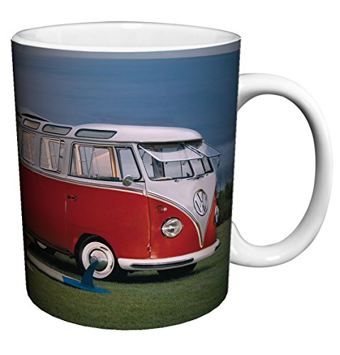 Volkswagen VW Twin Combi Camper Vans Vintage Car Photography